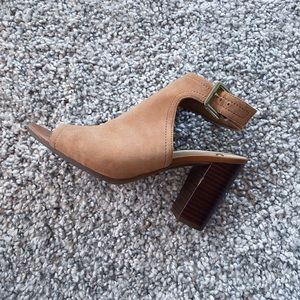 Sam Edelman Stacked Heel - Never worn before!